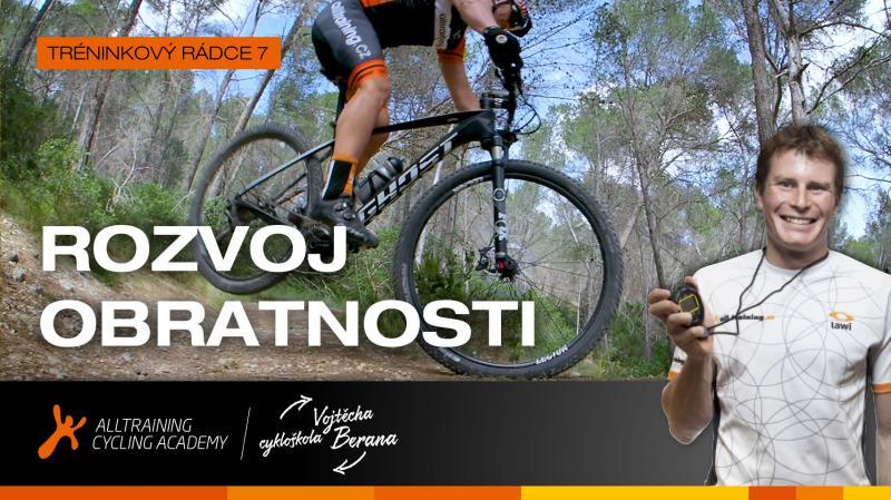Obratnost a technické dovednosti cyklisty | obrázek