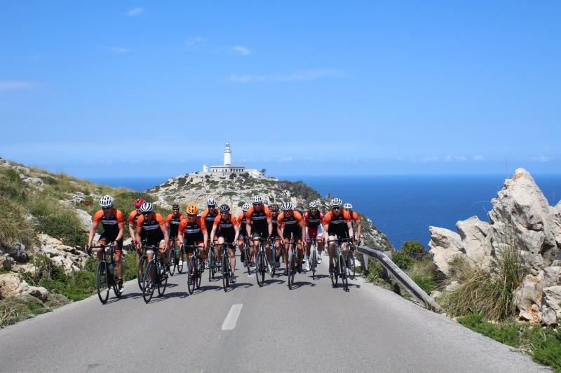 Prosluněná Mallorca přivítala další nadšené cyklisty a cyklistky | obrázek