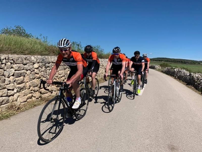 Ráj cyklistů Mallorca, přivítala další kemp | obrázek