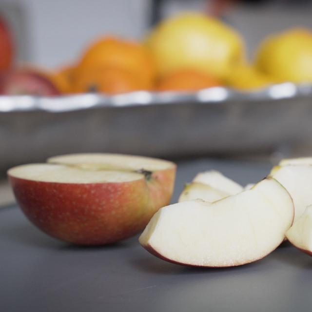 Ovoce, vitamíny a minerály v jídelníčku cyklisty