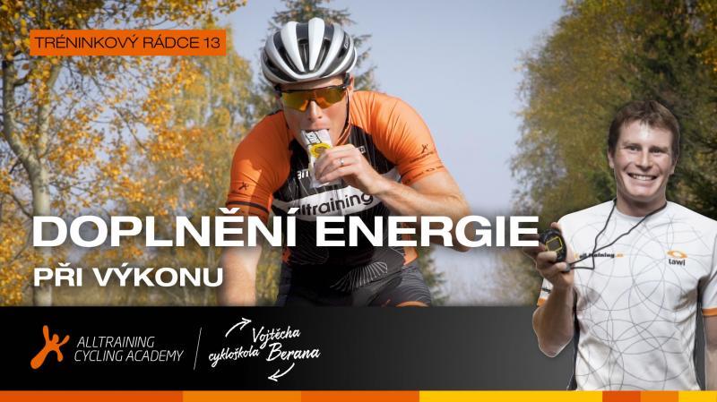 Doplnění energie při cyklistickém výkonu | obrázek
