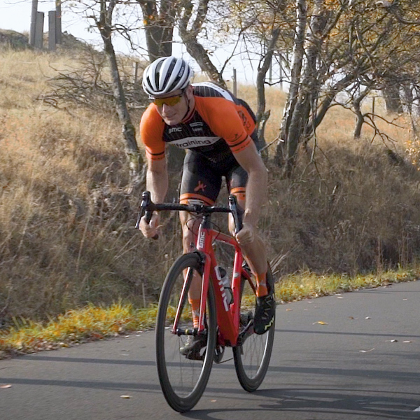 Cyklistův tréninkový rok