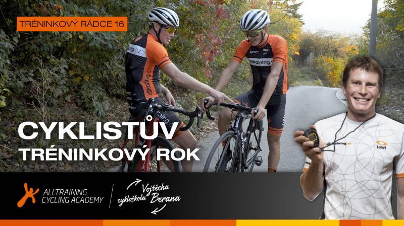 Cyklistův tréninkový rok   obrázek