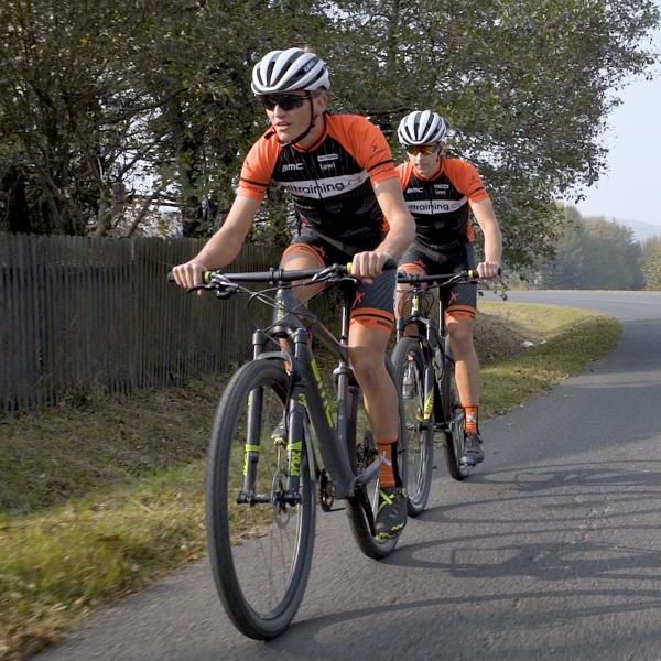 Tréninkový týden cyklisty