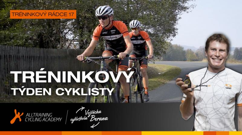 Tréninkový týden cyklisty   obrázek