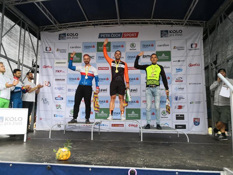 Znojmo přineslo tři podiová umístění pro tým Alltraining.cz | obrázek