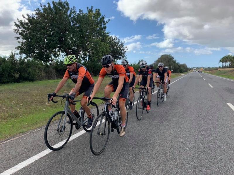 Mallorca, ráj cyklistů, byla místem posledního kempu v roce 2019 | obrázek
