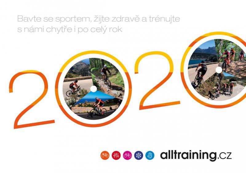 TRÉNUJTE S NÁMI CHYTŘE I PO CELÝ ROK 2020!