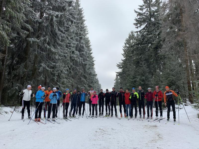 Zimní kemp běžkařské techniky na Benecku odstartoval rok 2020 | obrázek