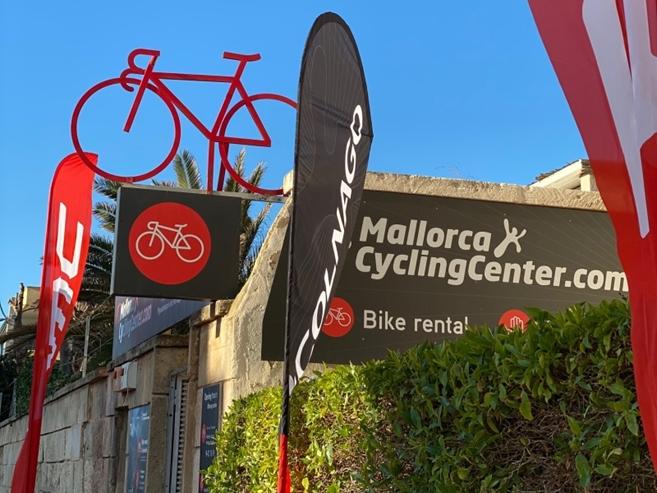 Naše Mallorca Cycling Center - půjčovna na nejvyšší úrovni