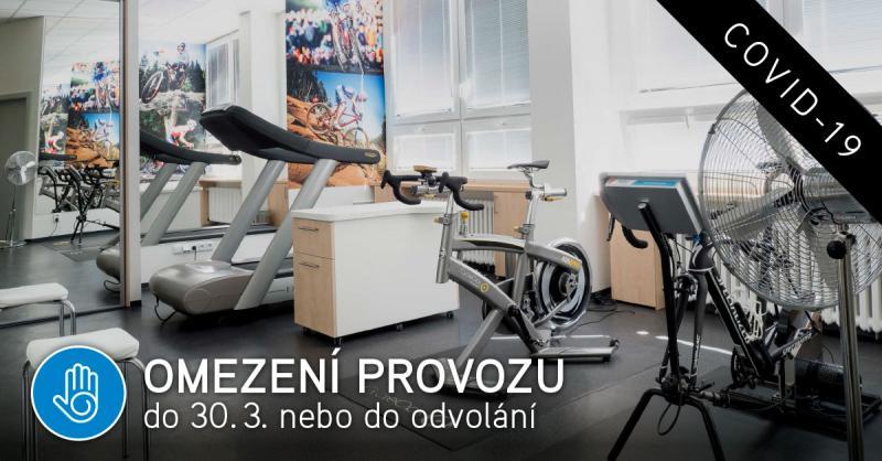 Přerušení provozu centra Alltraining do odvolání VLÁDY ČR