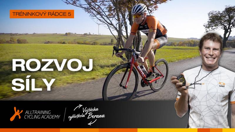 Trénink cyklistické síly a zvýšení kondice   obrázek