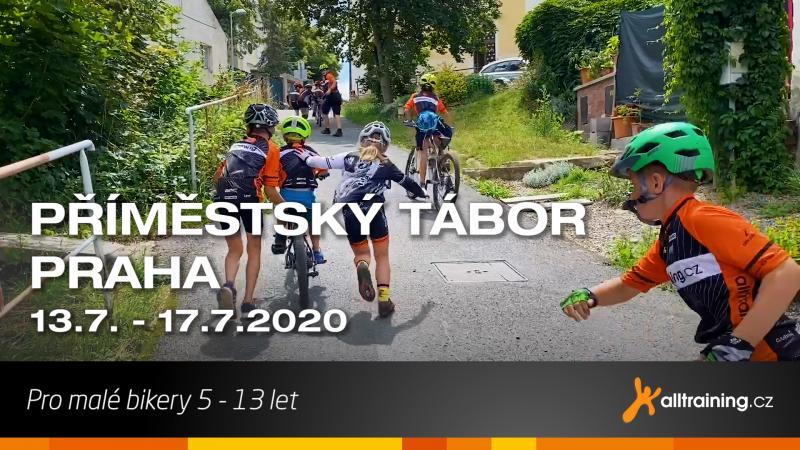 Příměstský tábor plný zábavy a cyklistiky  | obrázek