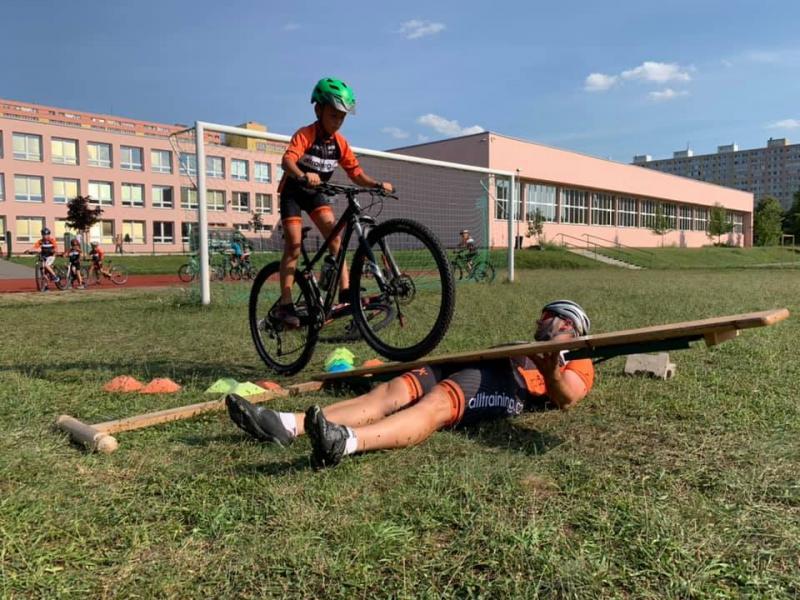 Druhý příměstský tábor v Praze plný cyklistiky a úsměvů | obrázek