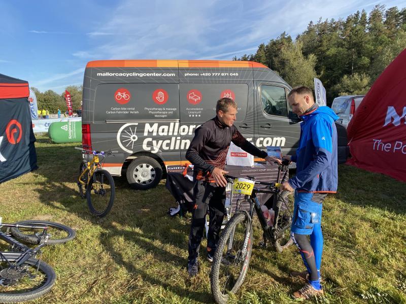 Super Biker si užil Plzeňskou MTB 50 | obrázek