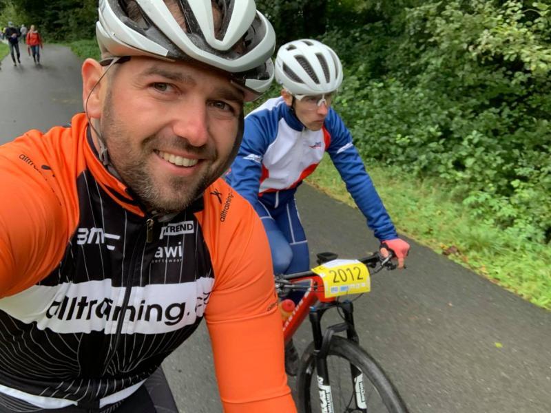 Zablácený Super Biker v Oderské Mlýnici vybojoval třetí místo  | obrázek
