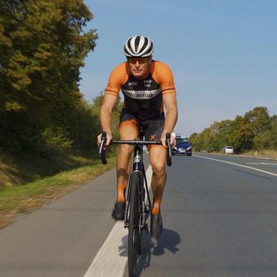 Bezpečnost cyklisty v provozu