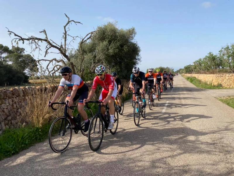 Velikonoční cyklistika na Mallorce | obrázek