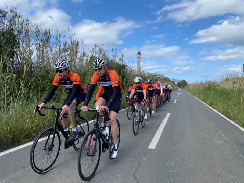 Pohodová aprílová cyklistika na Mallorce