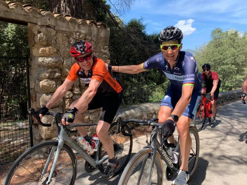 Květnová cyklistika na Mallorce s Jaroslavem Kulhavým | obrázek