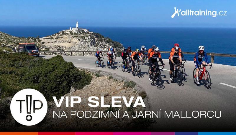 VIP sleva na podzimní/ jarní Mallorcu s Alltraining.cz právě nyní