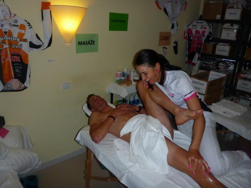 Regenerace V. : Přínosy saunování v tréninkovém procesu | obrázek