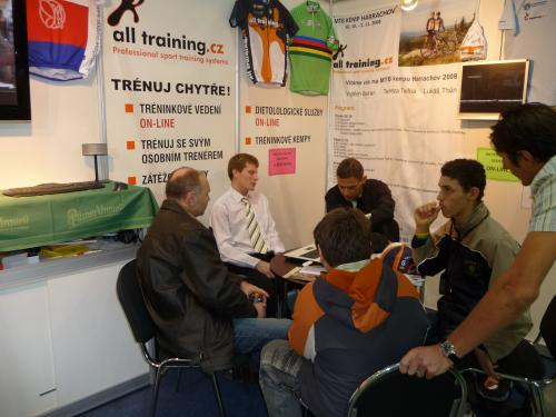 Alltraining.cz vystavoval na Sportlifu | obrázek